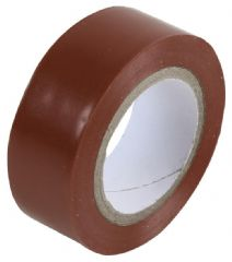 PRO POWER SH5005BRN  Insulation Tape 19Mm X 8M Brown